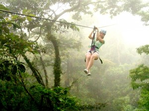 Costa Rica Canopy Tour